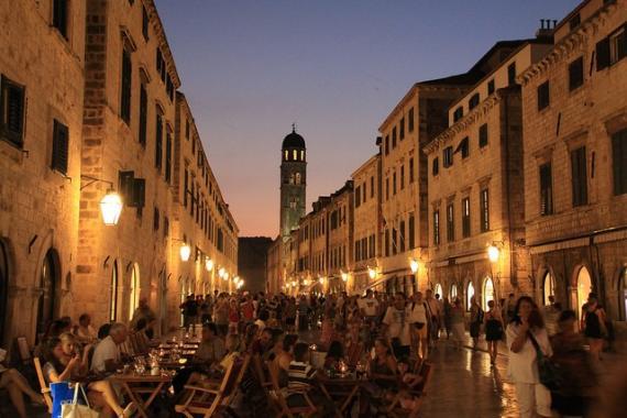 Best Restaurants In Old Town Dubrovnik